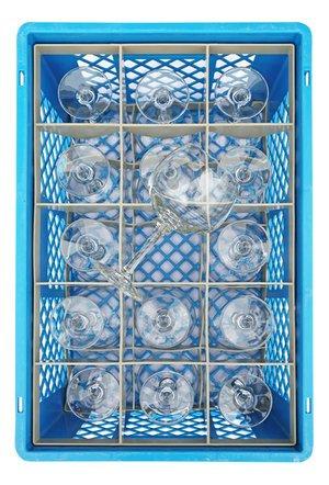 Krat met 15x Gin / tonic glas 60cl