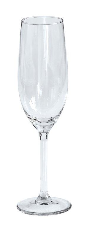 Krat met 40x Champagne flute 21 cl Esprit