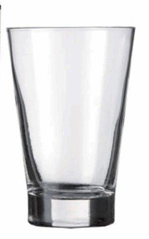 Krat met 24x Longdrink / cocktailglas York 36cl.