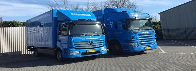 Vacature vrachtwagenchauffeur B